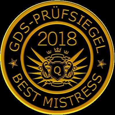 Herrin Eva - Siegel Mistress 2018