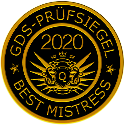 Herrin Eva - Siegel Mistress 2020