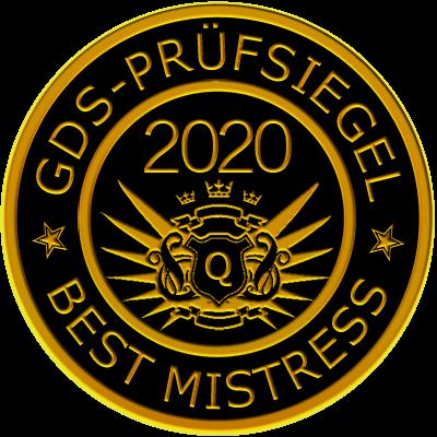Herrin Xena - Siegel Mistress 2020